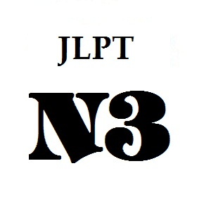 The N3 JLPT structure and goal of each section